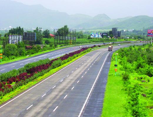 43 1,135 km Expressways