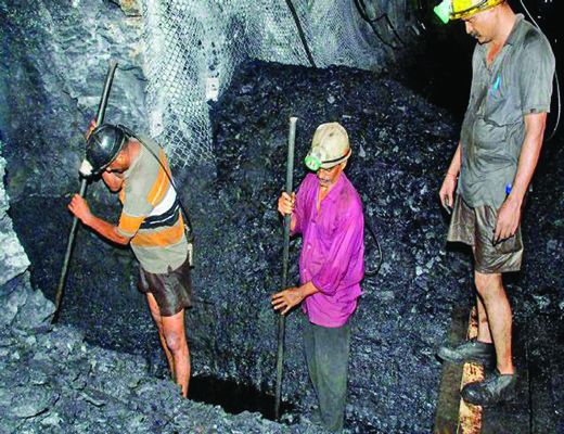 22 Domestic Coal Mining