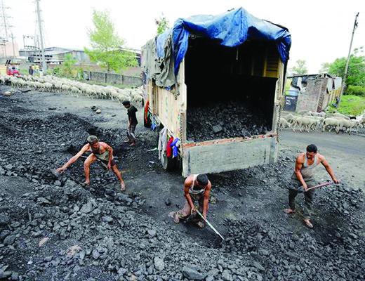 36 Coal Shortage