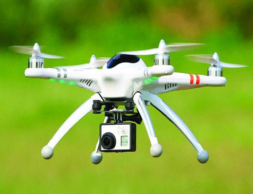 44 Drones