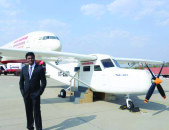 48 Yadav's 6-seater aircraft