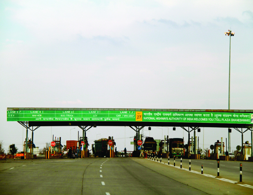 47 NH Toll Fee