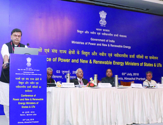 One Day Energy Ministers Meet at Shimla 22