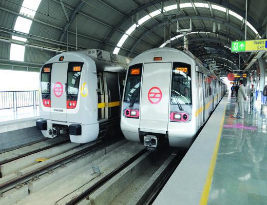 32, Delhi Metro Is Expensive