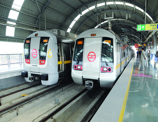 32, Delhi Metro Is Expensive